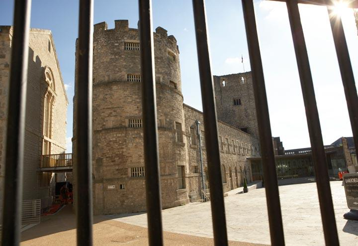 Malmaison Oxford Castle в Великобритании